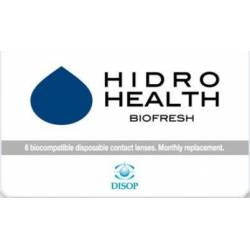 HIDRO HEALTH BIOFRESH PACK 6