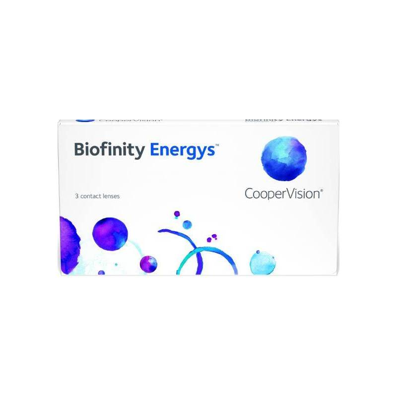 BIOFINITY ENERGYS PACK 6