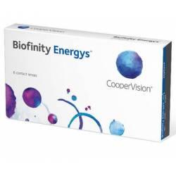 Biofinity Energy pack 6