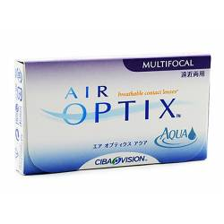 lentillas AIR OPTIX MULTIFOCAL, PACK DE 6