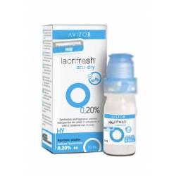 Lágrimas Artificiales Lacrifresh Ocu-Dry 0,20% 10ml