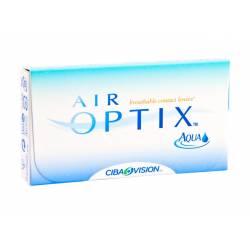 Air Optix Aqua, Pack de 6