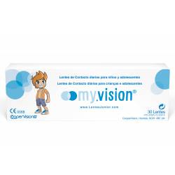 My Vision Junior, Pack de 30