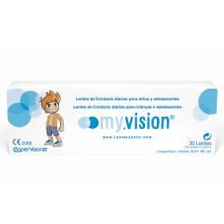 My Vision Junior, Pack de 30