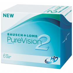 Purevision 2 HD, Pack de 6