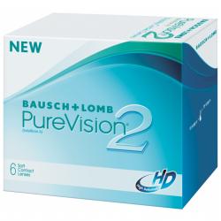 Purevision 2 HD, Pack de 6