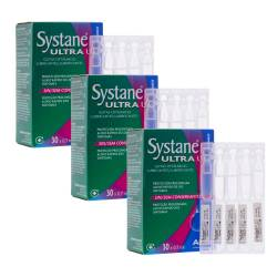Pack 3 x Systane Ultra UD...