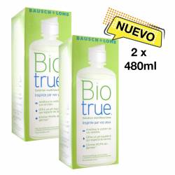 Biotrue, Pack de 2 x 480 ml