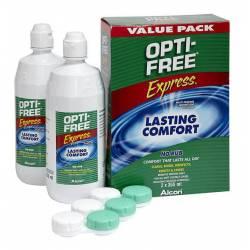 Optifree Express 2x355 ml