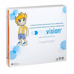 My Vision Junior, Pack de 90