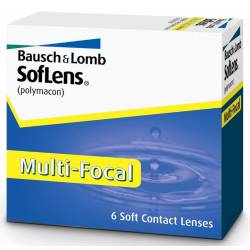 Soflens Multifocal, Pack De 6