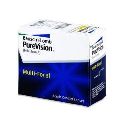 Purevision Multifocal, Pack...