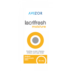 Liquido lentillas LACRIFRESH MOISTURE 15ml