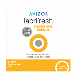 Liquido lentillas LACRIFRESH MOISTURE, 20 x 0,4ml