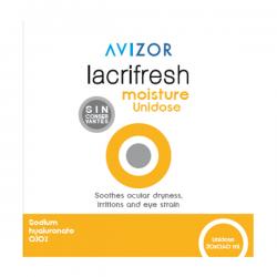 Liquido lentillas LACRIFRESH MOISTURE, 20 x 0,4ml
