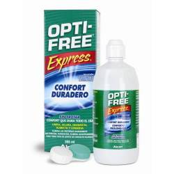 Liquido lentillas OPTIFREE EXPRESS 355