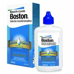 Liquido lentillas BOSTON ADVANCE ACONDICIONADOR 120ml
