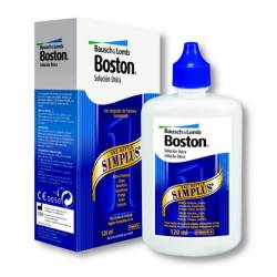 Liquido lentillas BOSTON SIMPLUS 120ml