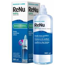Liquido lentillas RENU Multiplus 360ml