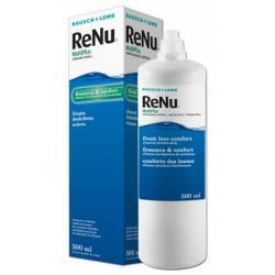 Liquido lentillas RENU Multiplus 500ml
