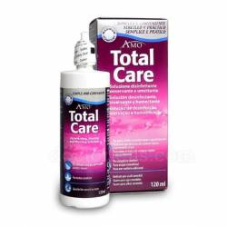 Liquido lentillas TOTAL CARE DESINFECTANTE 120ml