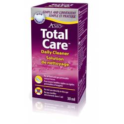 Liquido lentillas TOTAL CARE LIMPIADOR 30ml