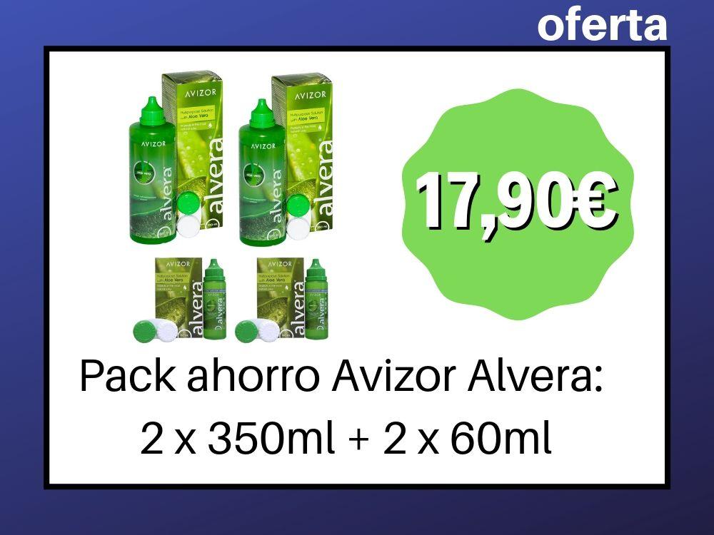 Pack Alvera 2 x 300ml